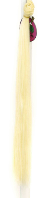Short Weft - Flaxen Blond