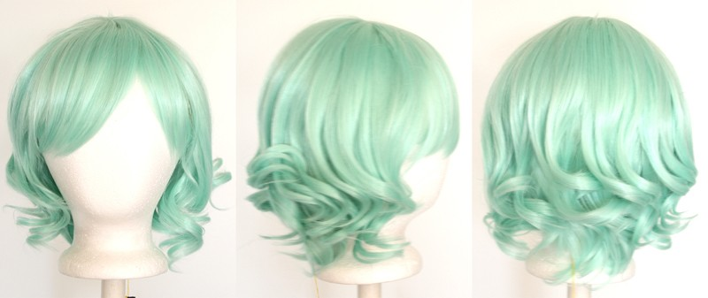 Hana - Mint Green