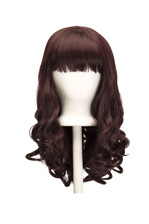 Charlotte - Rustic Red Mirabelle Daily Wear Wig