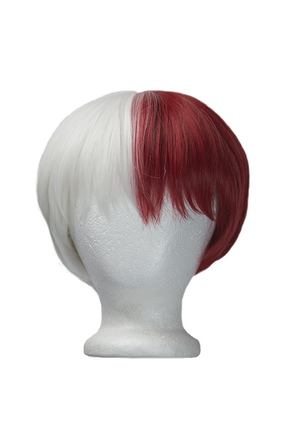Shoto - Cherry Red, Snow White Split